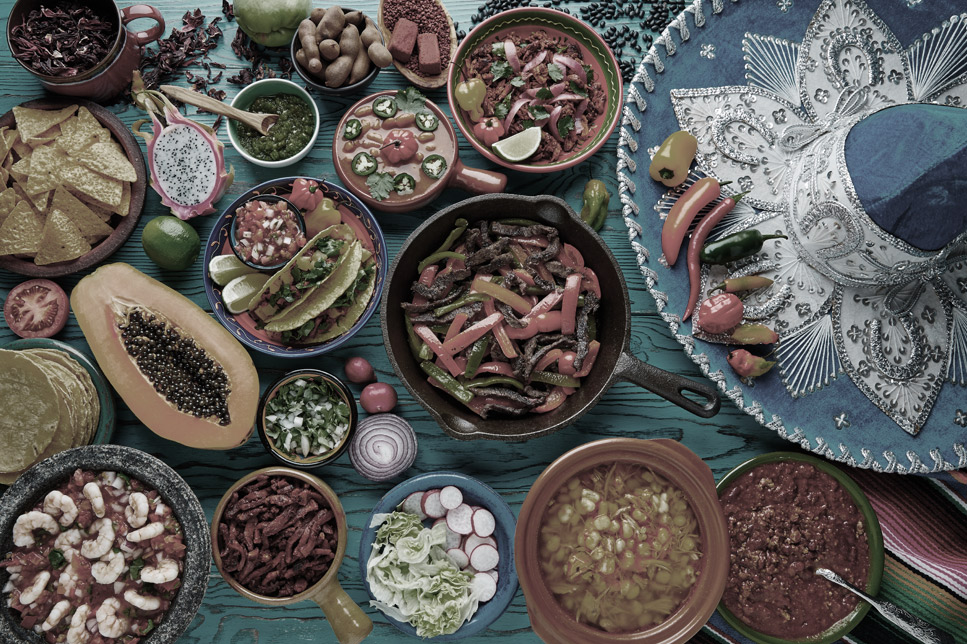 World Gastronomy: Mexican Dishes | Reserva de la Tierra